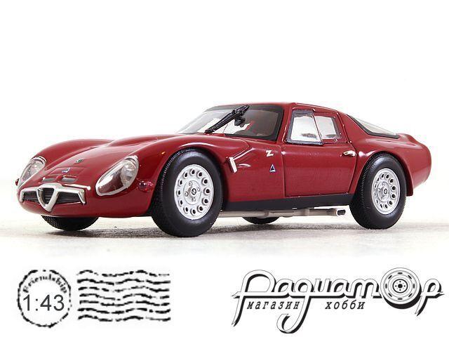 Alfa Romeo Giulia TZ 2 (1965) 403651203 (TI)