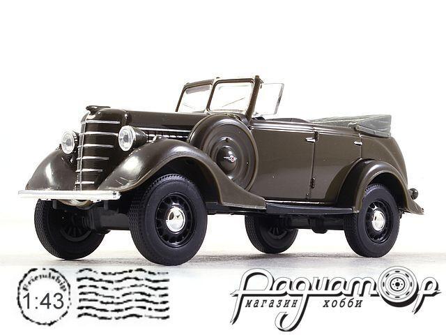 ГАЗ-61 (4х4) (1939) H365