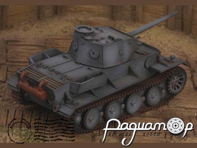 VK3601(H) (Panzerkampfwagen VI Ausf.B) (1941) 909991