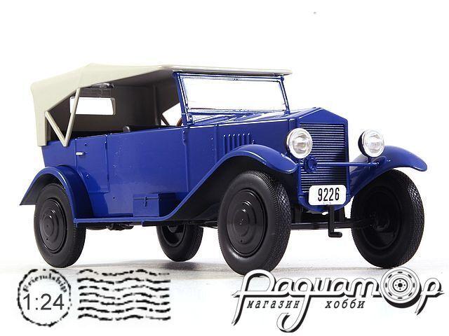 Легендарные Советские Автомобили №70, НАМИ-1 (1927)