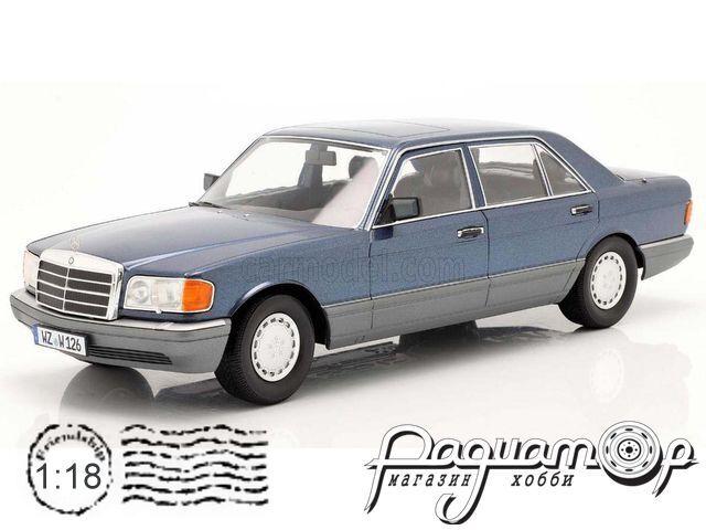 Mercedes-Benz S-Class 560SEL (W126) 2S (1985) 118000000060