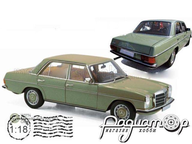 Mercedes-Benz 200 Sedan (W115) (1973) 183774