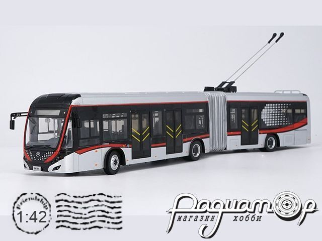 Троллейбус Yutong Shanghai Sinotrans BRT (2000) 631419