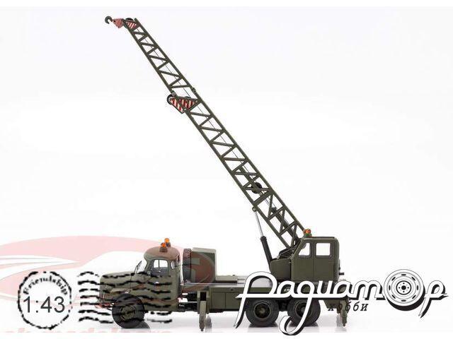 Tatra T148 6X6 Crane truck military CSSR (1968) 450376100