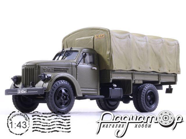 Урал-ЗиС-355М с тентом (1958) SL068B (NK)