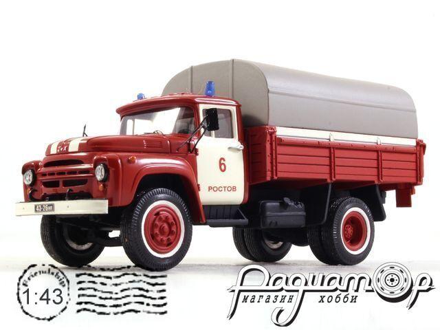 Зил-130 АТ-1 (1974) SL101/SL973 (NK)