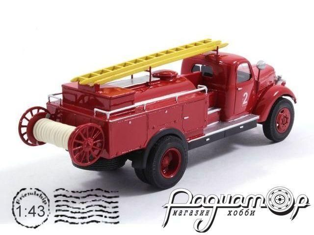 ЗиС-150 TLF-8 пожарный (1947) 6-6