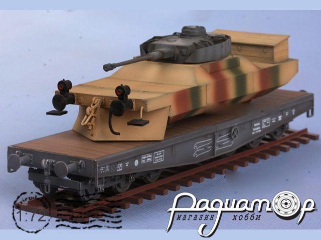 Panzerjagerwagen IV (1944) 72004A