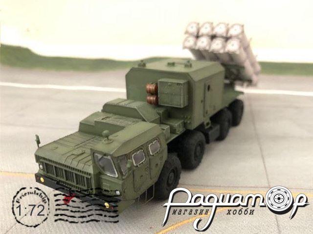 Береговой ракетный комплекс БАЛ с противокорабельной ракетой Х-35 (2008) 136513