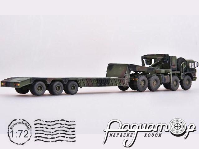 MAN KAT1 M1001 + полуприцеп-тяжеловоз (1976) 859518