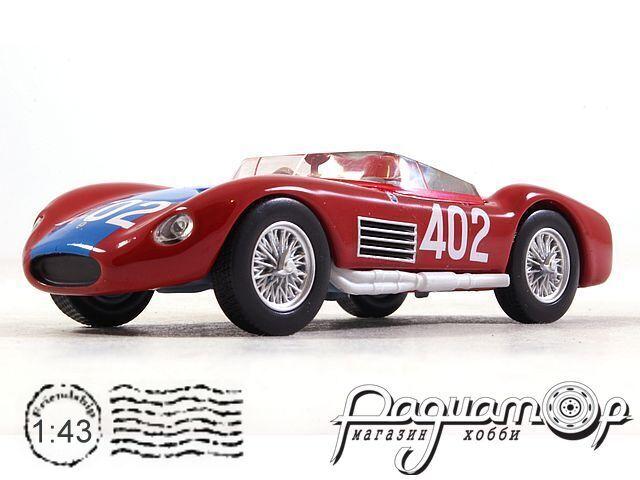 Maserati 150 S №402, Mille Miglia (1957) (I) 2412