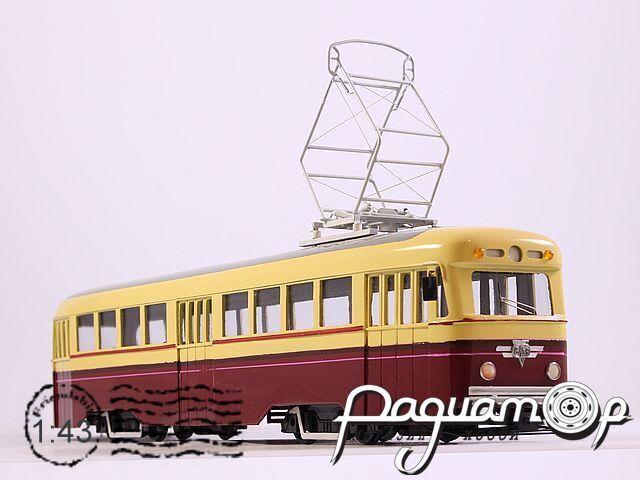 Трамвай ЛМ-49 (ВАРЗ-47) (1949) 200920 (ZA)