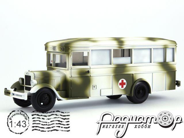 ЗиС-8 санитарный (1934) 43384