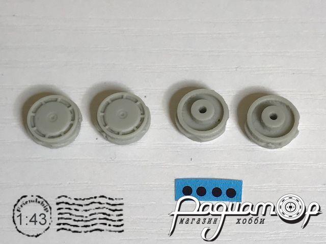 Диски ГАЗ-2410, 3102, 31029 (4шт) ММ-А43-КД-05