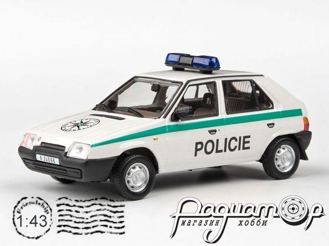 Skoda Favorit 136L Полиция Чехии (1988) 143ABSX-708XA8