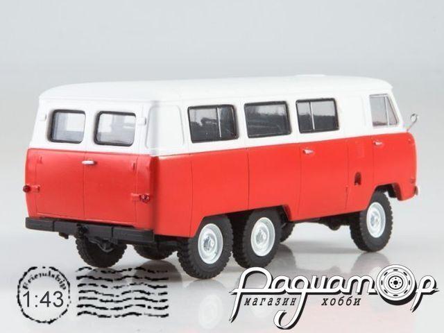 УАЗ-452К 6x6 (1973) LST013