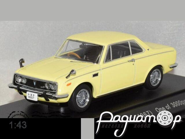 Toyota 1600GT (1967) 365 (TI)