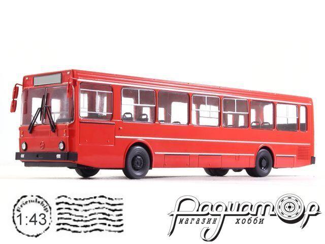 Наши Автобусы №16, ЛиАЗ-5256 (1986)