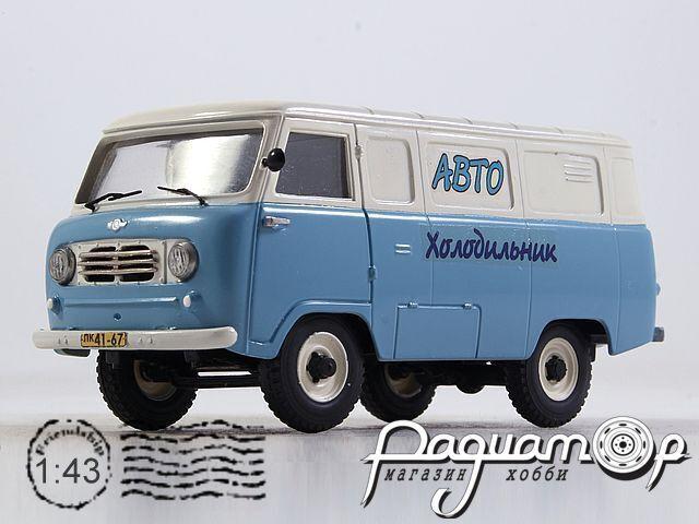 УАЗ-450 фургон