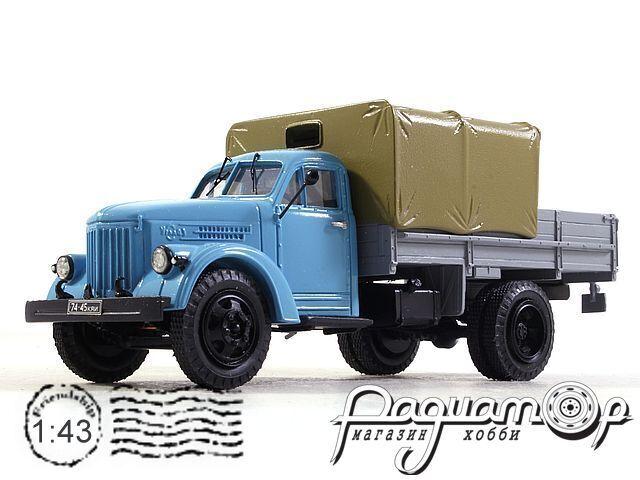 УралЗиС-355М с полутентом (1958) SL068-2 (NK)