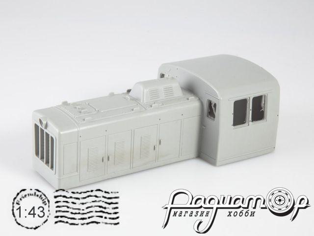 Сборная модель Тепловоз ТГК-2 4048AVD