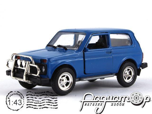 ВАЗ-21213 «Нива» (1994) 43388