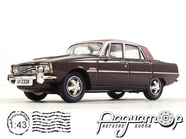 Rover P6 3500 VIP (1976) VA06519