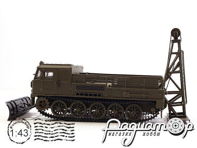 АТС-59Г эвакуатор (1970) 100930 (последний экземпляр) №5