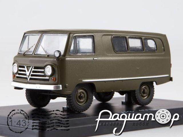 УАЗ-450 опытный (1958) LST009