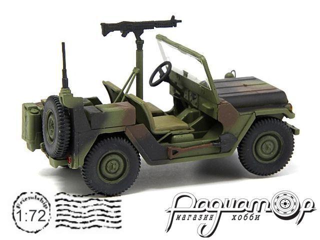 Jeep M15A2 Utility Truck With M2 Machine Gun (1945) CP3252