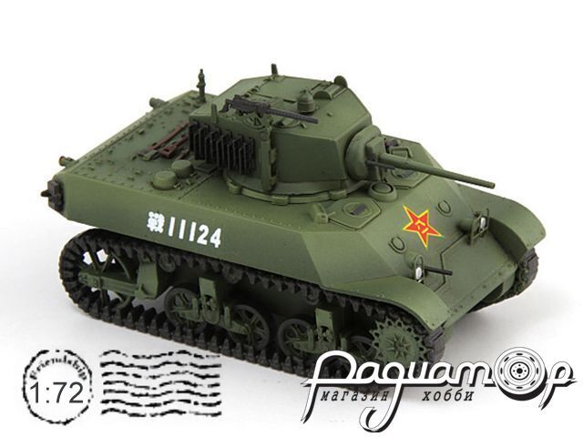 M3A3 Stuart (1943) CP0620