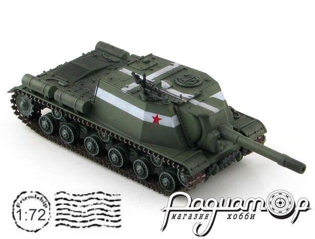 ИСУ-152, операция