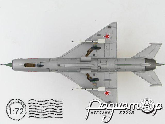 МиГ-21ПФМ, ВВС СССР (1964) HA0152