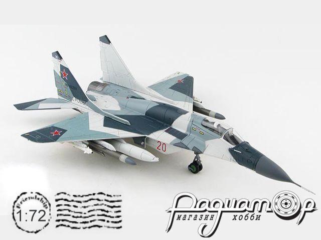 МиГ-21СМТ ВВС России (1971) HA6550