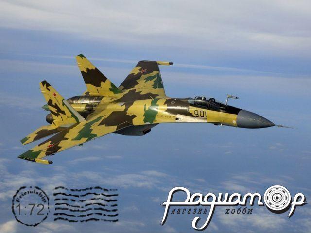 Су-35 №901, ВВС России (2008) HA5706