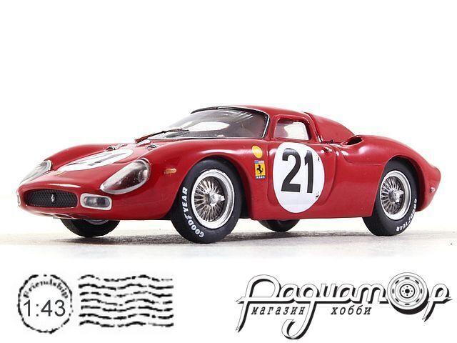 Ferrari 250LM №21, Winner 24h Le Mans (1965) LM1965