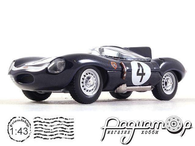 Jaguar D-Type №4, Winner 24h Le Mans (1956) LM1956