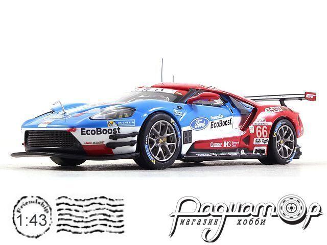 Ford GT N66, Winner Class 24h Daytona (2017) GTM111