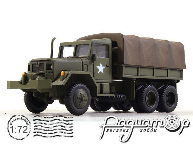 M35 series 2 1/2-ton 6x6 cargo truck (1950) 201004