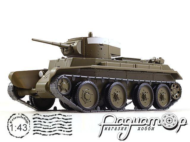 Наши Танки №49, БT-7 (1941)