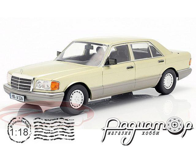 Mercedes-Benz S-Class 560SEL (W126) (1985) 118000000061