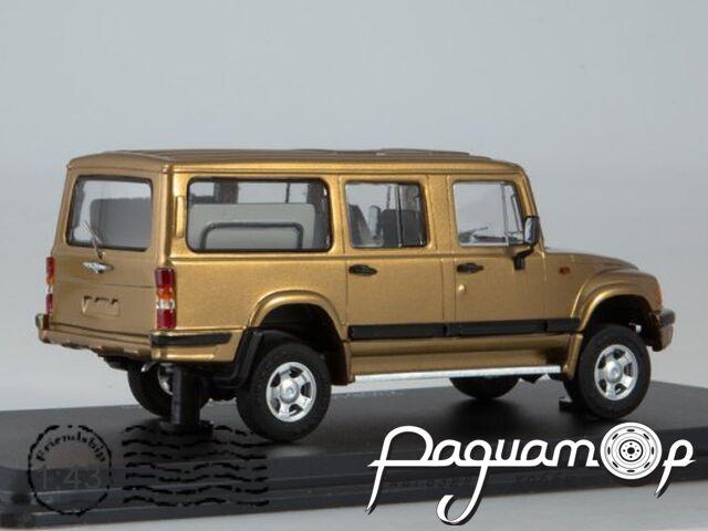 ГАЗ-230810 «Атаман Ермак» (1995) LST015