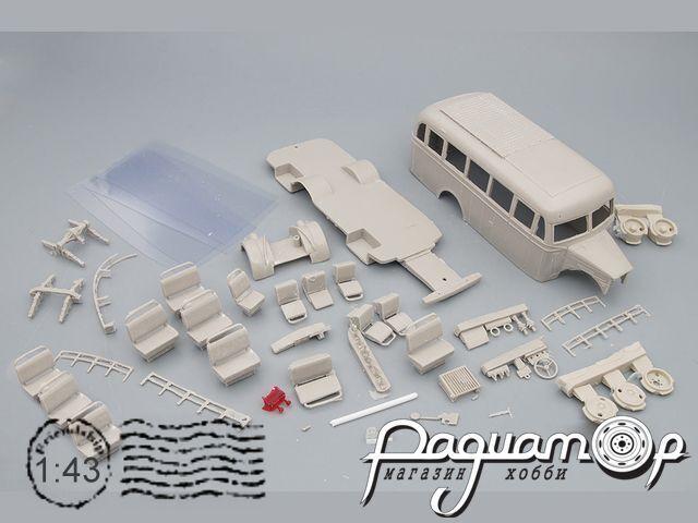 Сборная модель Автобус ТА-1 Тарту UM-K048