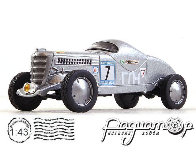 ГАЗ ГЛ-1 Ралли (1938) 2607