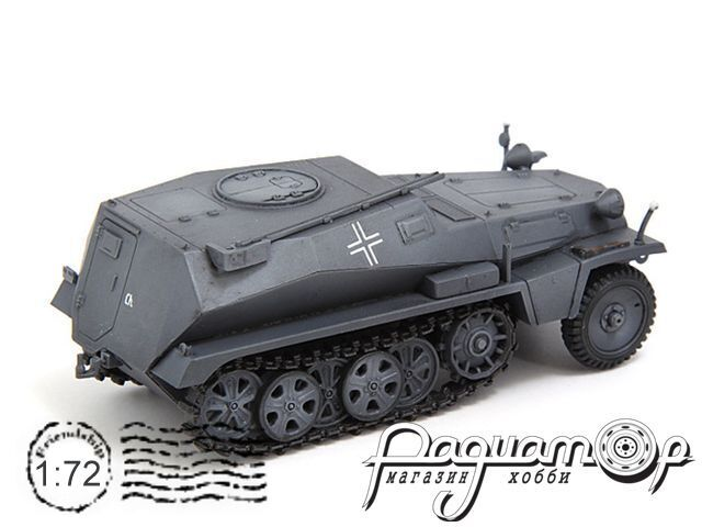Sd.Kfz. 253, 191-й штурмовой артиллерийский дивизион (1941) CP0266