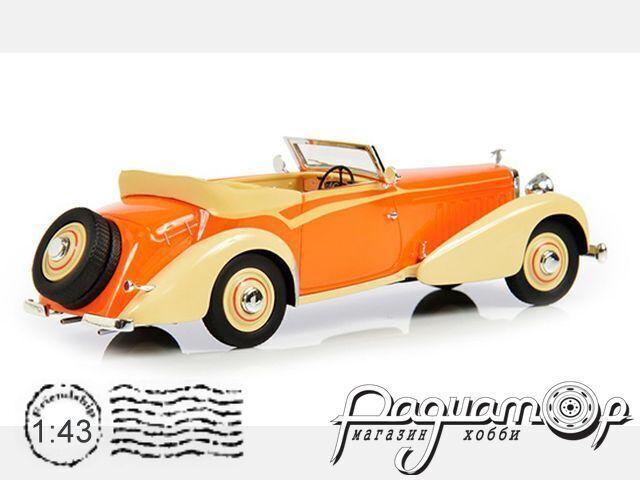 Hispano Suiza J12 convertible by Vanvooren (1934) EMEU43002A