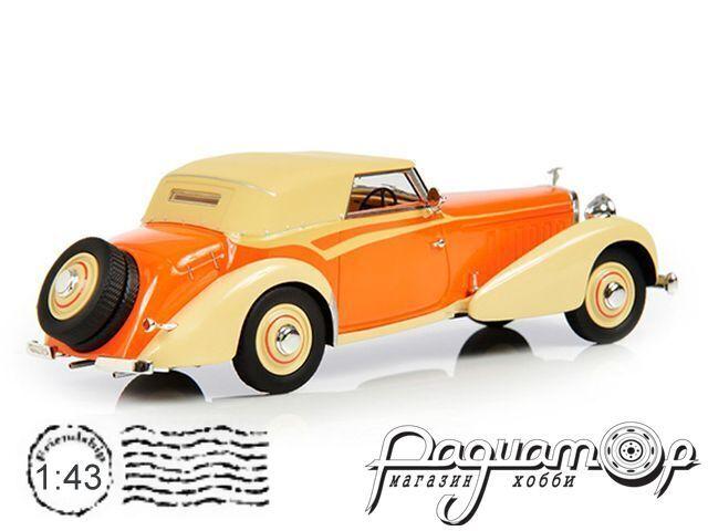 Hispano Suiza J12 convertible by Vanvooren (1934) EMEU43002B