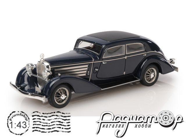 Daimler Austro Alpine Sedan (1932) EMEU43003A