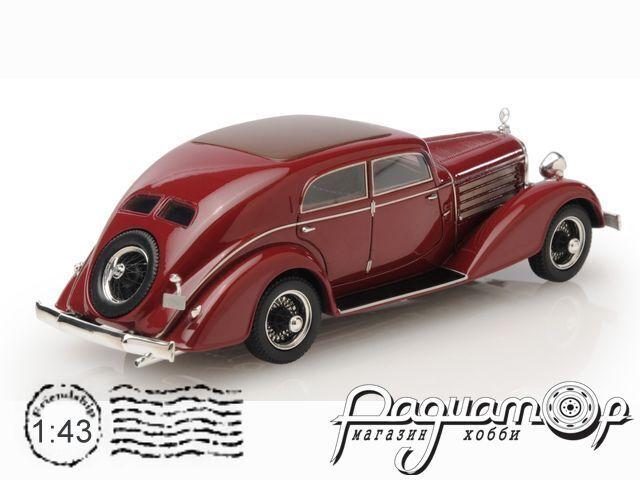 Daimler Austro Alpine Sedan (1932) EMEU43003B