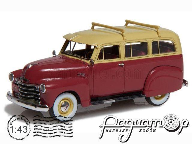Chevrolet Suburban (1949) EMEU43085A